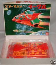 GETTER ROBOT : NO.1 EAGLE  RED SPACE FLYER MODEL KIT (XXX)