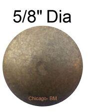 """5/8""""Dia Natural Nails Upholstery Tacks Decorative Nail- 25- 50-100-250"""