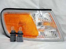 For 94-97 Accord Corner Turn Signal Park Side Marker Light Lamp R H Passenger
