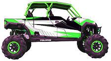 Polaris General 4 Door 1000 Design MXVEC 018 Decal Graphic Kit Wraps Turbo