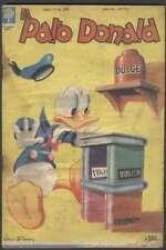 Walt disney Comic Pato Donald #713 In Spanish 1958