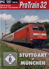 ProTrain 32 Stuttgart-München AddOn MS Train Simulator NEU