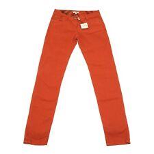 9238G jeans bimba BURBERRY pantaloni cotone trousers kids