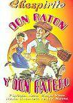 Don Raton y Don Ratero (Chespirito) Brand New OXXO DVD