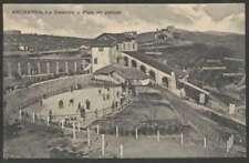 Spain Postcard Archanda Pista De Patinar Station Train