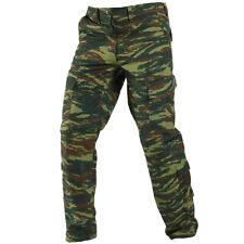 Pentagon ACU Combat Pants Airsoft Military Hunting Mens Wear Greek Lizard Camo