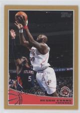 2009-10 Topps Gold #235 Reggie Evans Toronto Raptors Basketball Card
