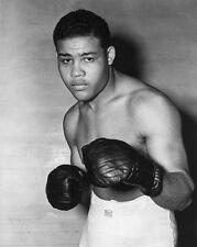 American Boxer Joe Louis Glossy 8x10 Photo Boxing Print Heavyweight Champion