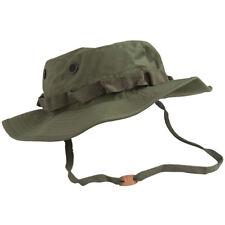 TEESAR US GI ARMY PATROL JUNGLE BOONIE BUSH HAT TRILAMINATE WATERPROOF CAP OLIVE