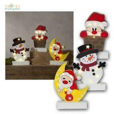LED Window Lights Freddy, 3 Motifs, Christmas Decoration Candle Arches Xmas