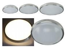 LED Aluminium Deckenleuchte IP44 warmweiß - Badleuchte - 12W 16W 20W bis 1200lm
