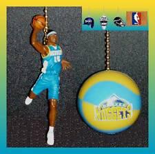 NBA DENVER NUGGETS CARMELO ANTHONY & CHOICE OF LOGO OR NBA BASKETBALL FAN PULLS