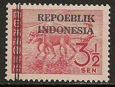 Java&Madoera 1945 ZBL 8  UNG  VF