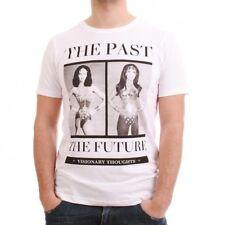 SMS Simple Makes Sense Tee-shirt homme - past-future - Blanc