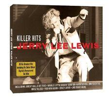 Jerry Lee Lewis-Killer Hits (2009) CD   neu&ovp
