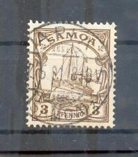 Samoa 7/19 Satz oder Einzelwerte sauber gest. (M0586