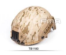 FMA MH Type Maritime Helmet AOR1 For Airsoft mich aor1 Devgru TB1180-M/L, L/XL