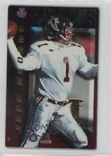 1996 Pro Magnets #81 Jeff George Atlanta Falcons Football Card