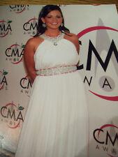 Rare Sara Evans Cma Awards Publicity Photo