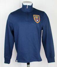 Real Salt Lake MLS Adidas Men's 1/4 Zip Small Logo Pullover Sweatshirt
