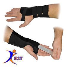 BST Essential Carpal Tunnel Arthiritis Scaphoid Wrist Splint Brace Guard Support