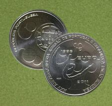 manueduc  10 EUROS PORTUGAL 2011  25 AÑOS Portugal ESPAÑA EN LA  EU Solo 100.000