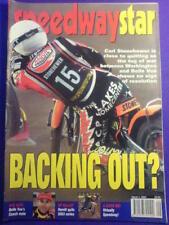 Speedway gioco STAR-Carl stonehewer - 1 ° marzo 2003