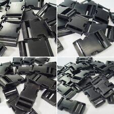 Delrin Webbing Buckles Side Release Clip Fasteners 20mm - 50mm