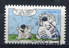 FRANCE 2006, timbre 3955, AUTOADHESIF n° 88, CHIEN CUBITUS, oblitéré