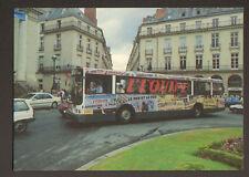 NANTES (44) AUTOBUS Habillage special MONDIAL 1998