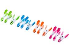 PEARL Softgrip Wäscheklammern Wäscheklammer 25, 50, 100, 150, 200, 400 Stück NEU
