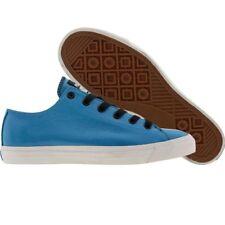 $86 Pro-Keds 69er Low x Huf blue patent Premium Fashion Sneakers