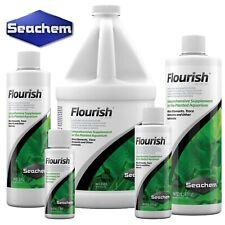 Seachem Flourish   Free Shipping