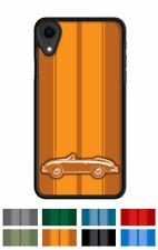 """Porsche 356 A Speedster Roadster """"Stripes"""" Cell Phone Case iPhone Samsung Galaxy"""