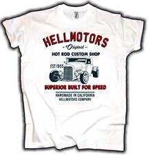* HELLMOTORS * Hotrod T-Shirt Superior Built, Exkluisiv und nur hier, US Car V8