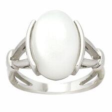 De Buman Genuine Moonstone 925 Silver Twilight Bella's Engagement Ring