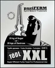 Puriferm Turbo Yeasts. Full range extreme value for money professional quality.