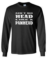 Like A PANHEAD LONGSLEEVE T-shirt SM to 5XL - Biker Harley Davidson