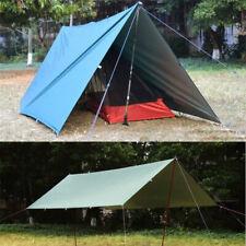 Campeggio Tenda Tarp Parasole Pioggia Prova Rifugio Picnic Tappetino