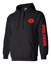 POLARIS style SNOWMOBILE Hoodie Sweatshirt UP TO 5X! Choose Design Color!