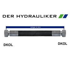 Hydraulikschlauch 2SC 10L(NW08)/12L(NW10) mit DKOL/DKOL, metrisch 315 bar