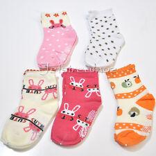 New Baby Girl's Sweet Lovely Anti-Slip Leg Warmers Socks