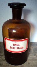 Alte Apothekerflasche 1 Liter aus Apotheke #1