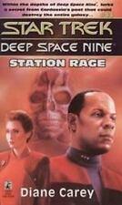 Station Rage (Star Trek Deep Space Nine, No 13)-ExLibrary
