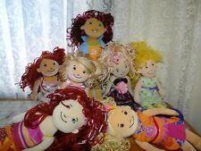 """Choice Groovy Girls Manhattan Toy Yarn Hair Fully Clothed Original 15"""" EUC"""
