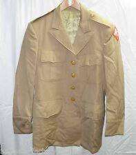 Vareuse / Veste originale officier US Army WWII (112 )