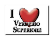 CALAMITA LOMBARDIA FRIDGE MAGNET MAGNETE SOUVENIR LOVE VERDERIO SUPERIORE (LC)--