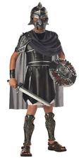 Gladiator Medieval Greek Roman Warrior Spartan Soldier Hercules Boys Costume