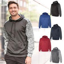 Badger Sport Tonal Blend Fleece Hood 1461