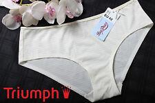 Triumph damen Hipster  42     Shiny Stripes Hipster elastisch NEU